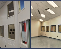 library-hallway-windows-paint-job-kitchener