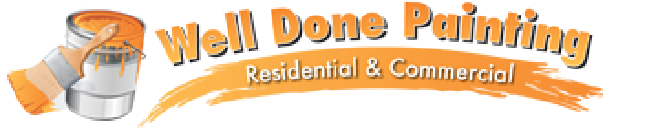 Well Done Painting Inc. home page